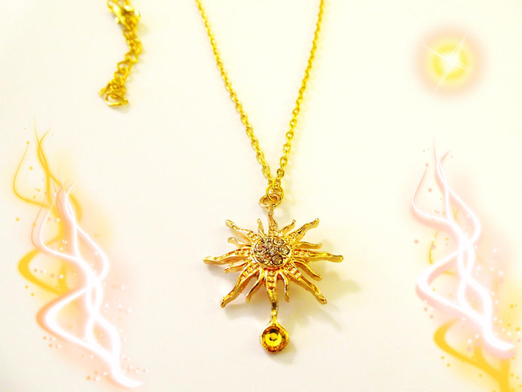 pendant plated special gold john sabo goldsun sun image golden addition thomas women
