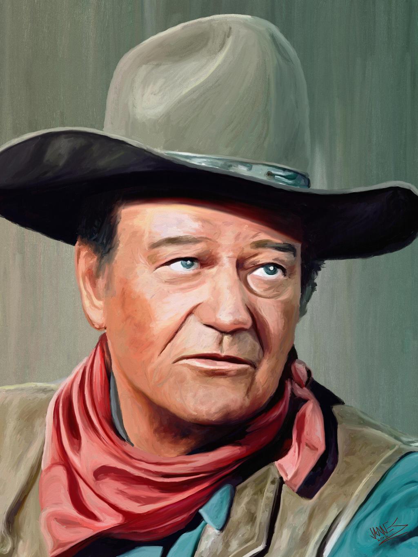 John Wayne John Wayne by