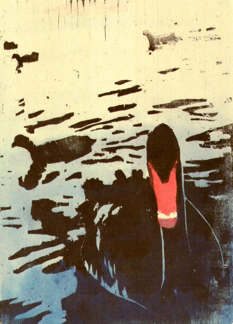black swan by guitarsallly