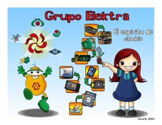 Grupo Elektra by CarolBarajas
