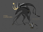 ADOPT GOLDEN CAPRICORN [sold]