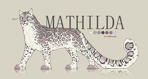 Mathilda [closed]