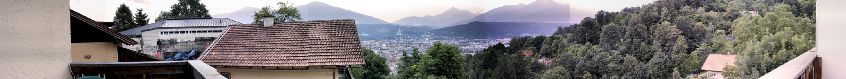 Innsbruck panorama by tails2k4