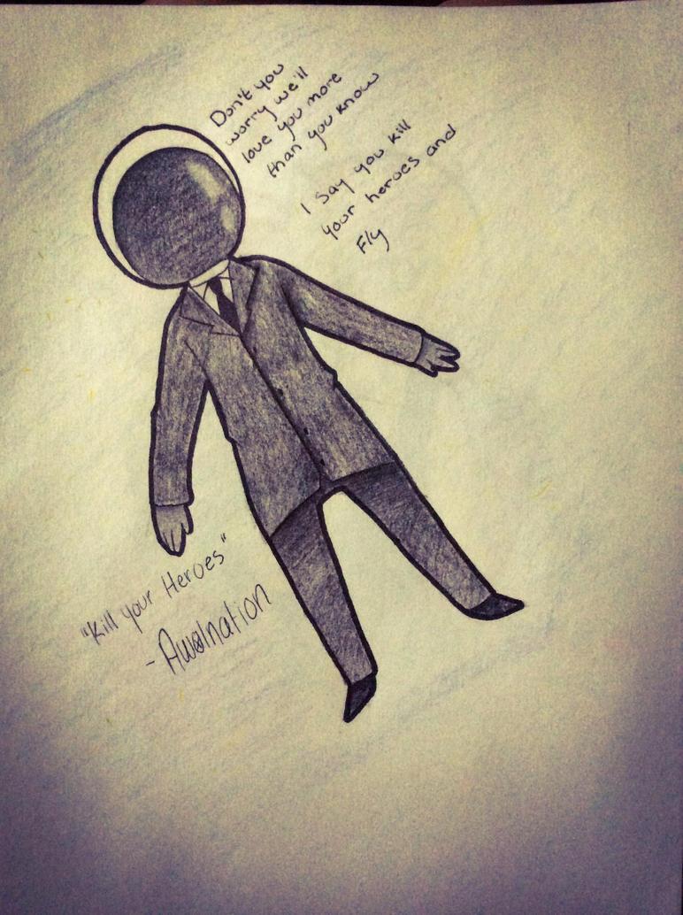 SpaceMan by awsomepop2