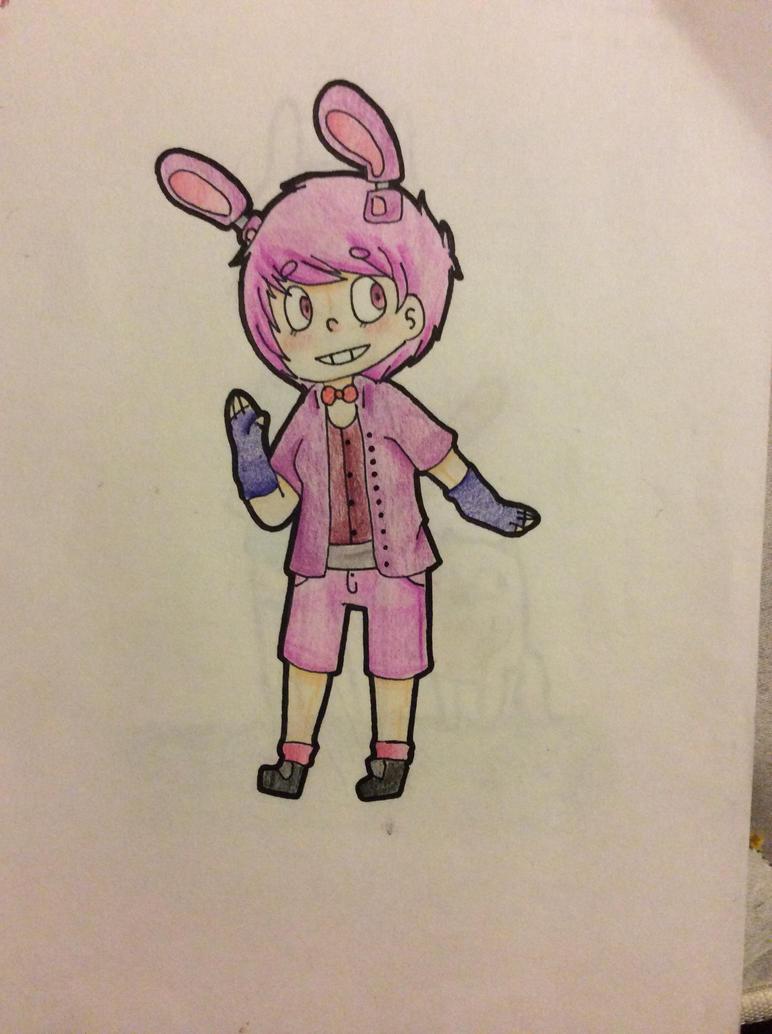 Human!Bonnie by awsomepop2