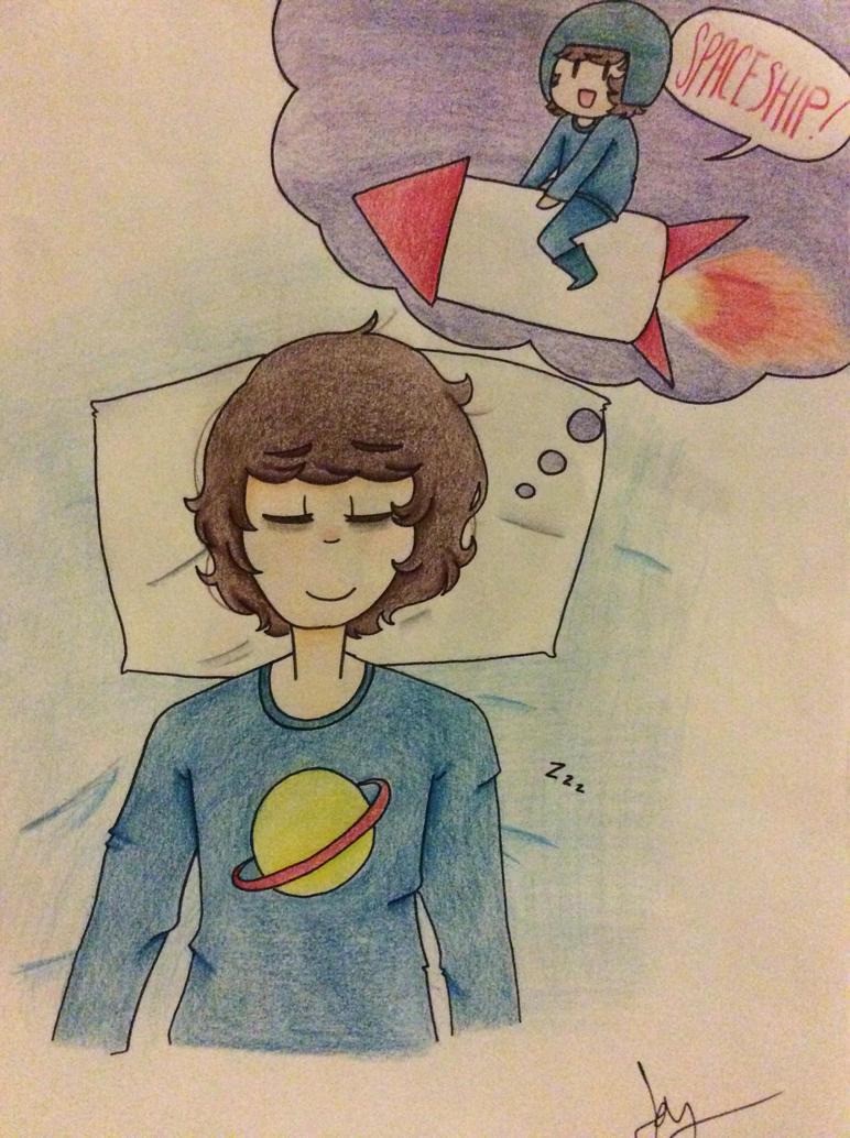 Dream on, Benny. by awsomepop2