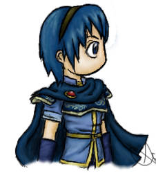 Marth by relsgrotto