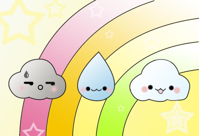 Cute Wallpaper by eriikaa