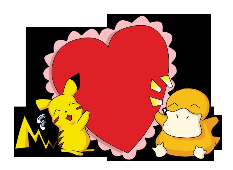 Pokemon Valentines By Vlcmdude ...