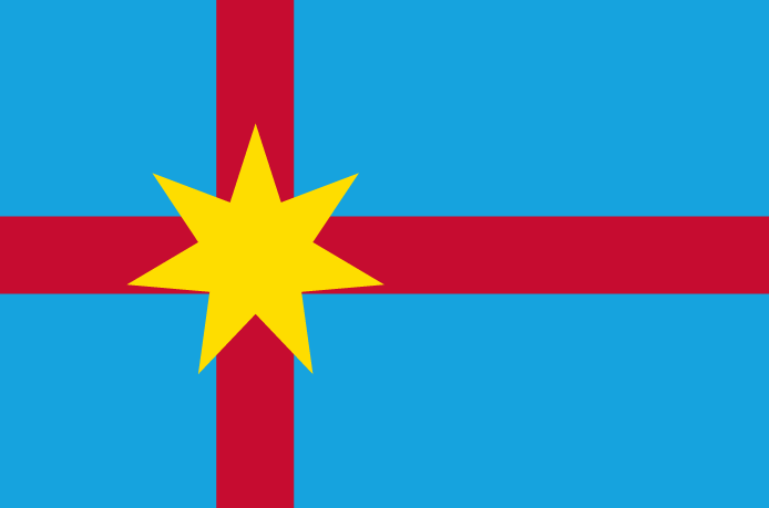 My Proposal for the Flag of New South Wales by velocistar127