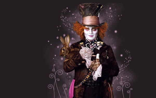 Wallpaper Mad Hatter by Unpassend on DeviantArt
