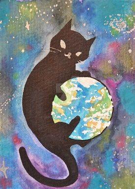 World Cat Day 2014 by Unpassend