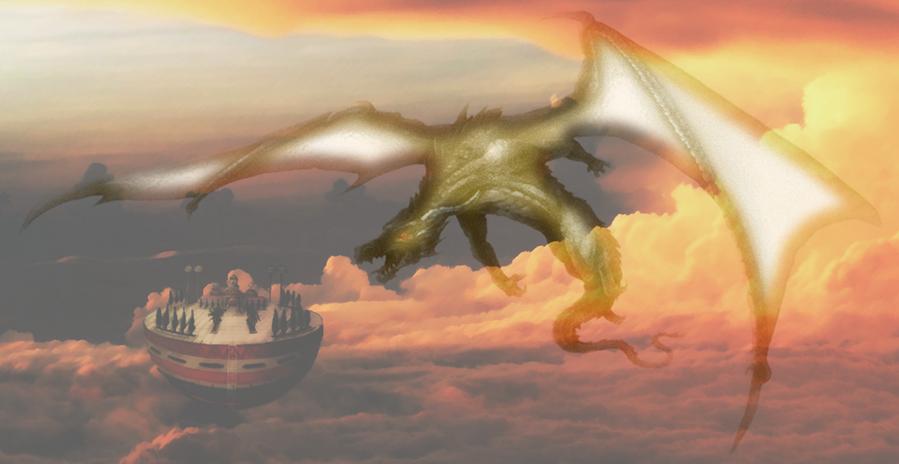 Drakoshin Awakens by bringerofdeathDBZ