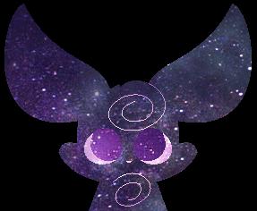 it a galaxy cat by scootatwi