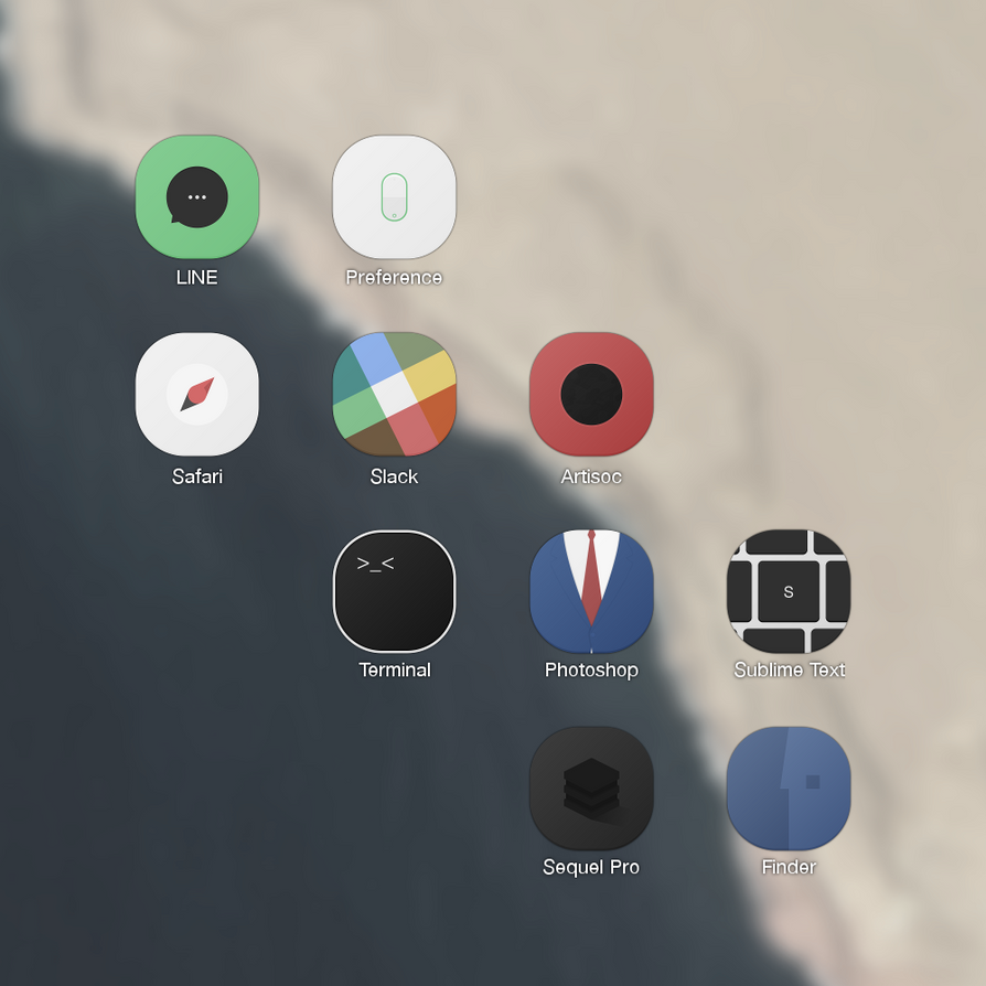 how to add an icon on my desktop