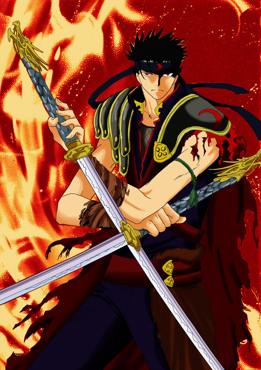 Les Bishonen Kurogane_and_two_swords_by_laemander-d331qkb