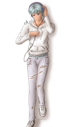Comission for SleepWalked | Hiko