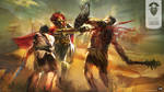 Fallout: Lanius fight scene
