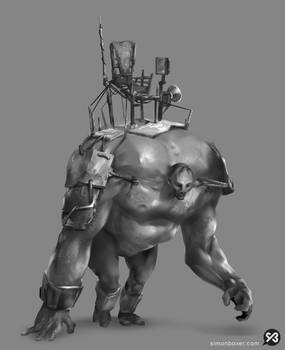Mutant Chariot
