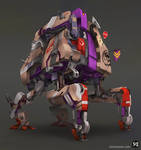 Mech - The Nomad