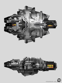 Spaceship experimentation