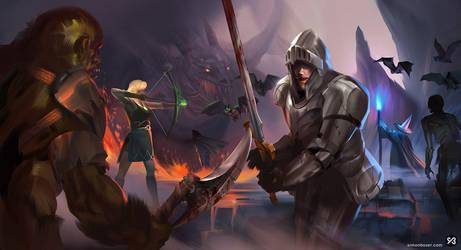 Dungeon Dashers
