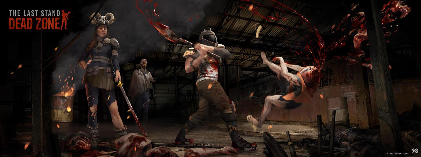 Dead Zone bandit update promo by SimonBoxer