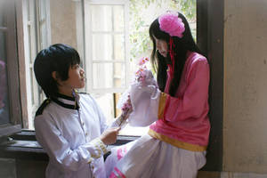 APH : Japan x Taiwan by yukirouxai