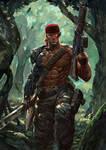 Colonel'Iron Hand' Straken original