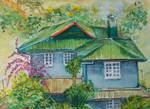 Reyes Family Home, Sagada PH
