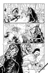 The Great Wall: Last Survivor Book 1 Page 9