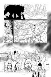 The Great Wall: Last Survivor Book 1 Page 10