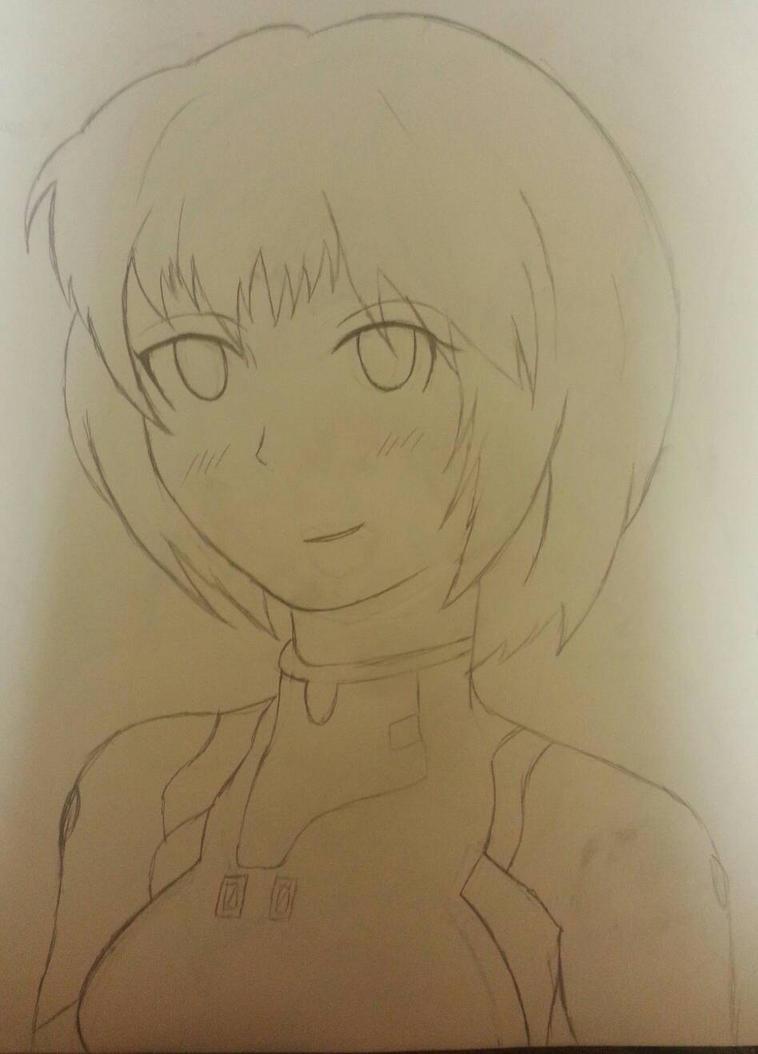 Rei Ayanami - Neon Genesis Evangelion by SilverRBlade