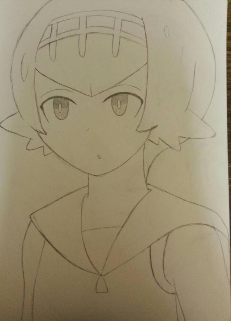 Lana - Pokemon Sun/Moon by SilverRBlade