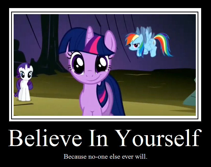 Believe Motivational by liammw8