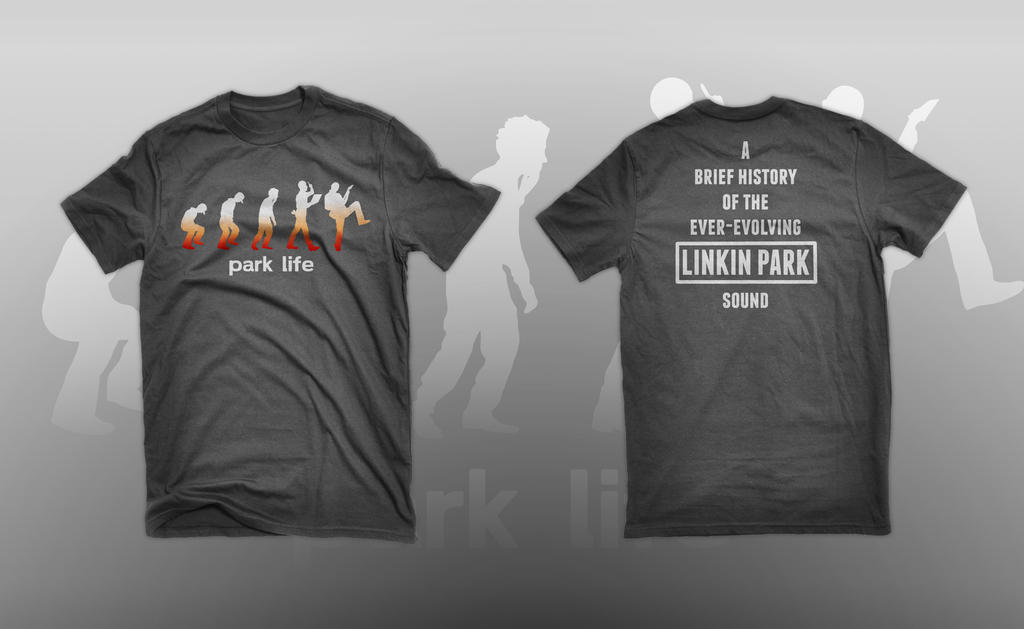 Park Life T-Shirt Design by IamroBot-X