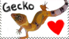 Gecko Love by CVDart1990