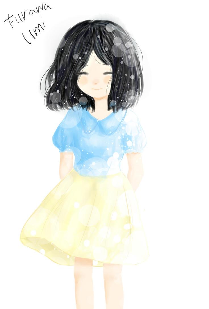 Girl by FurawaUmi