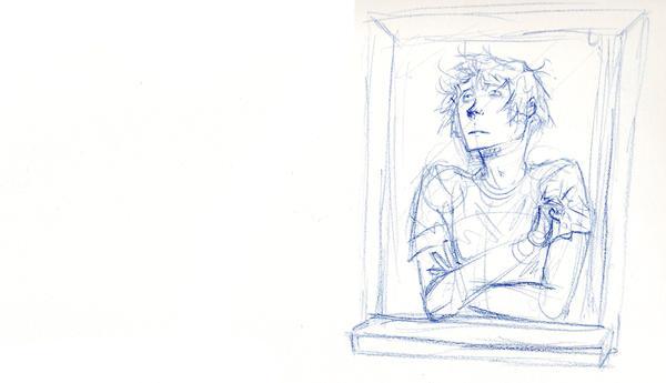 Sleepy by artemia-the-huntress