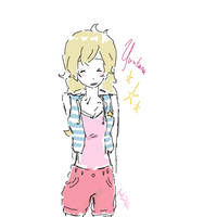 Yuritama: Haru by Paxaa-Duh