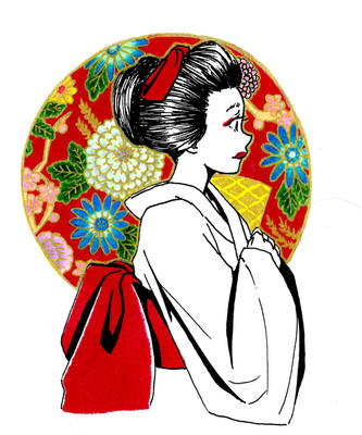 Maiko side by Paxaa-Duh