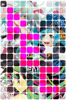 Vocaloid Fanart Book Preview