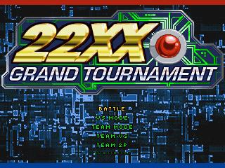 22XX: Grand Tournament by Blackbeltdude