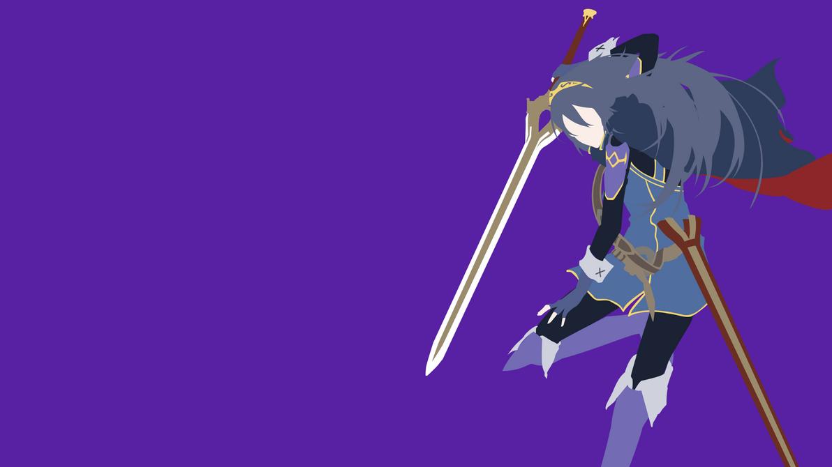 Fire Emblem Desktop Wallpaper: Fire Emblem Awakening Lucina By Etaribi On DeviantArt