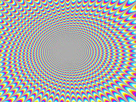 Abstract Eye Trick