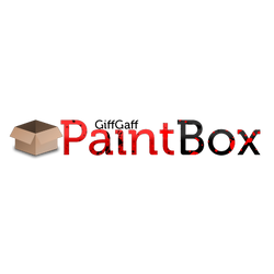 GiffGaff Paintbox