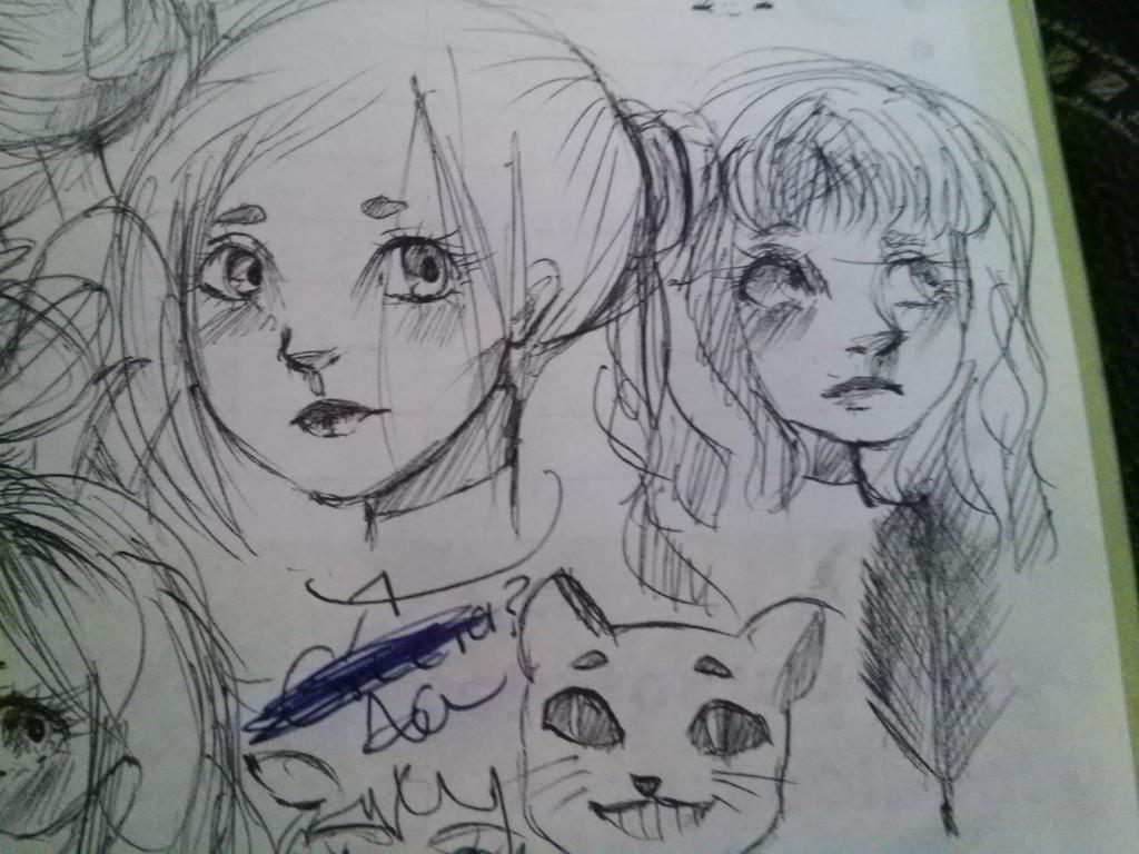 Sketch by SuzumeNeko3