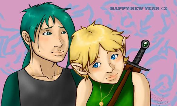 Happy New Years Hoshi :heart: