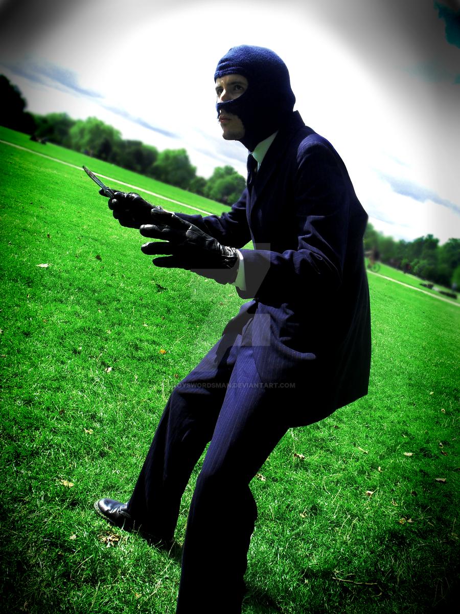-Le Spy- by royswordsman