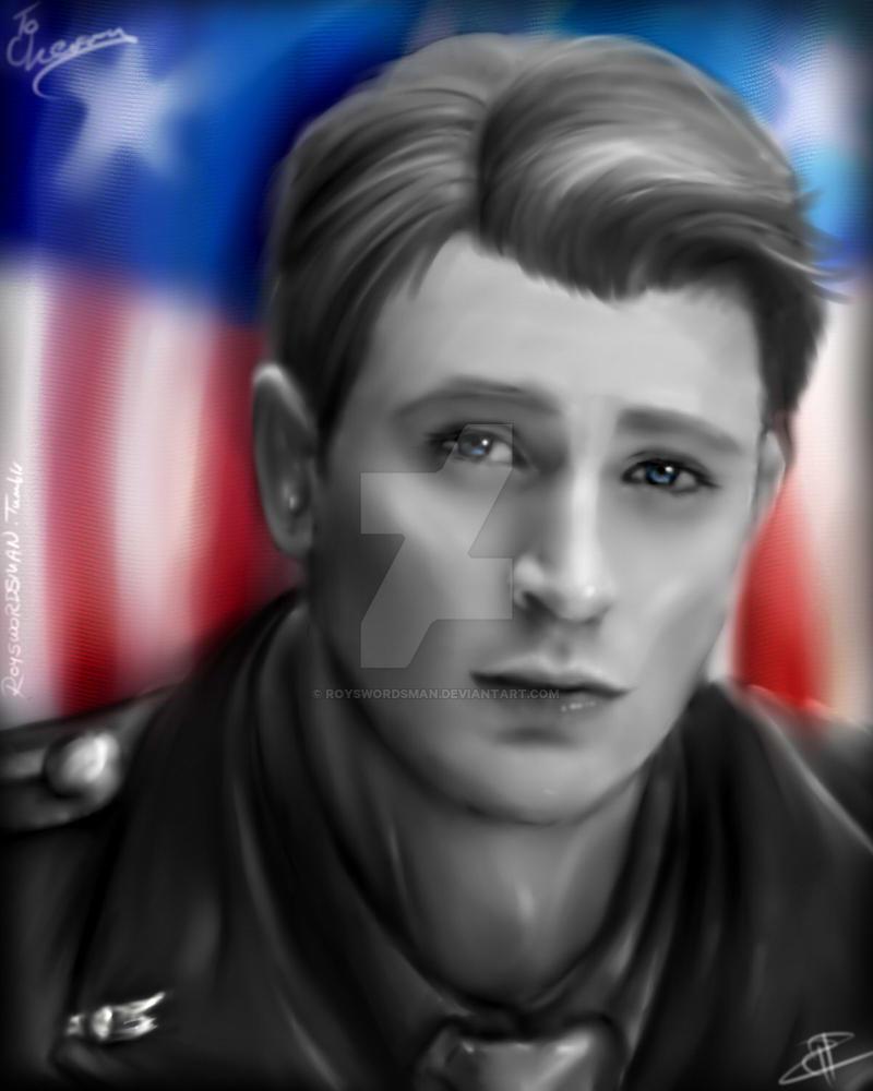 -Captain- by royswordsman